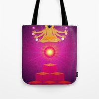 Flowers From Beyond Tote Bag
