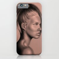 iPhone & iPod Case featuring + RUSSIAN DOLL + by Sandra Jawad