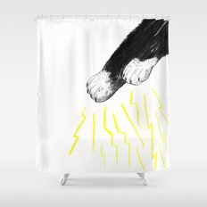 Magic Paws Shower Curtain