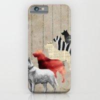 iPhone & iPod Case featuring All alone by Alina Filipoiu