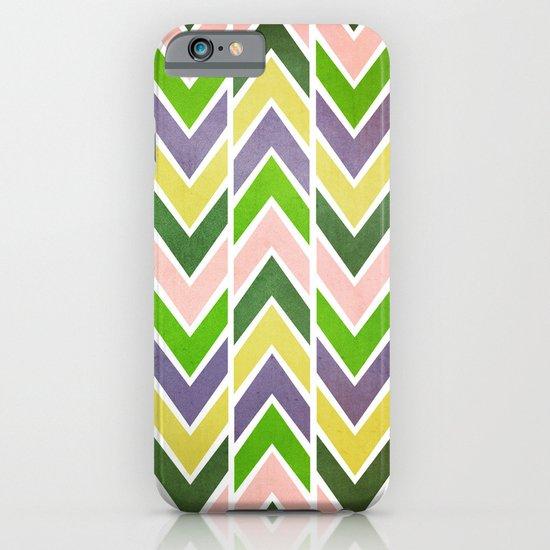Multi Chevron iPhone & iPod Case