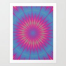 acid test 2 Art Print