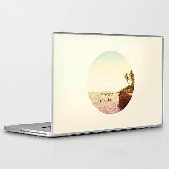 Salt Water Dreams Laptop & iPad Skin