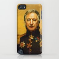 Alan Rickman - Replacefa… iPod touch Slim Case
