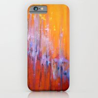 iPhone & iPod Case featuring The Bar is Called Heaven/Talking Heads by Jeannette Stutzman