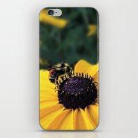 Lone Bee iPhone & iPod Skin