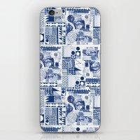 Mittela Pattern iPhone & iPod Skin