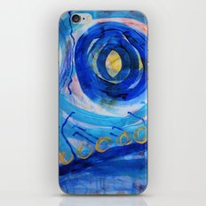 Circle of Thought iPhone & iPod Skin