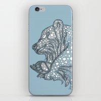 Winter sleep iPhone & iPod Skin