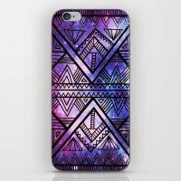 Ancient Galaxy iPhone & iPod Skin