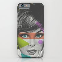 iPhone & iPod Case featuring Makeup by Zeke Tucker