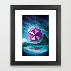 Expansion Volume V Poster Framed Art Print