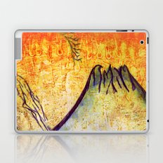 good morning  Mountain Laptop & iPad Skin