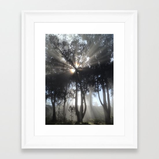 Print #14 Framed Art Print