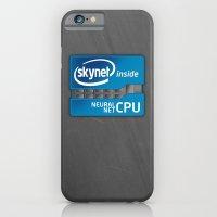 Skynet Inside iPhone 6 Slim Case