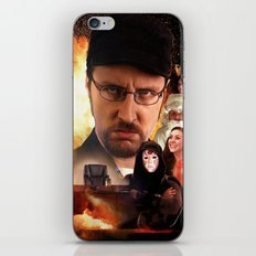 The Nostalgia Critic iPhone & iPod Skin