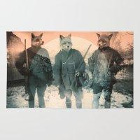 Fox Hunt Rug