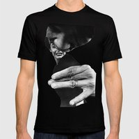 Popsicle Mens Fitted Tee Black SMALL