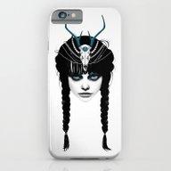 Wakeful Warrior - In Blu… iPhone 6 Slim Case