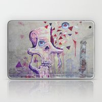 Graffskull Laptop & iPad Skin