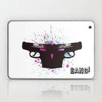 Bang! Laptop & iPad Skin