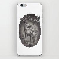 Lady Luck iPhone & iPod Skin