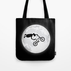 Extreme Terrestrial Tote Bag