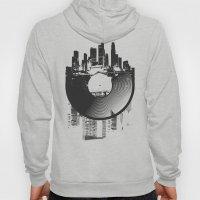 Urban Vinyl Hoody