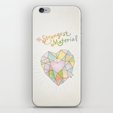 The Strongest Material iPhone & iPod Skin