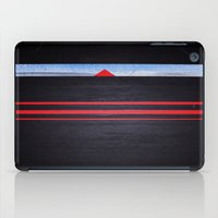 The Light Of The Triangl… iPad Case