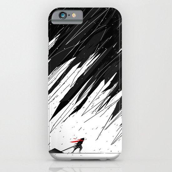 Geometric Storm iPhone & iPod Case