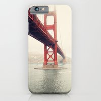 san francisco iPhone & iPod Cases featuring San Francisco  by Bree Madden