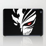 Hollow Man iPad Case