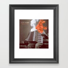 AN EPIC TRIUMPH Framed Art Print