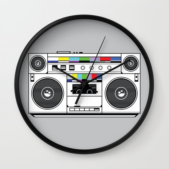 1 kHz #4 Wall Clock