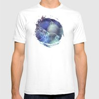 Midnight Dreams   - Ligh… Mens Fitted Tee White SMALL