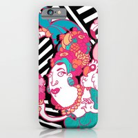 iPhone & iPod Case featuring Carmen by Vanessa Teodoro