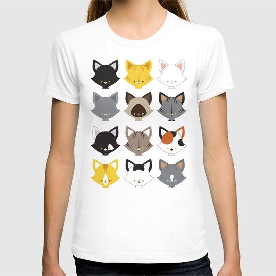 Cats, Cats, Cats T-shirt