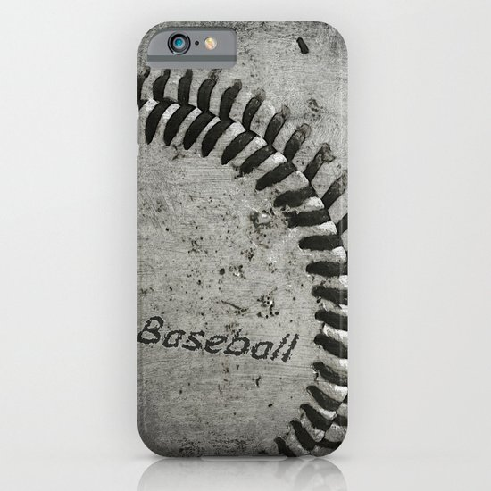 Baseball iPhone & iPod Case