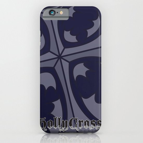 Hollycross Logo iPhone & iPod Case