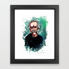 John Carpenter Framed Art Print