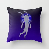 PILGRIM : REPENTANCE Throw Pillow