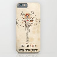 In good we trust iPhone 6 Slim Case