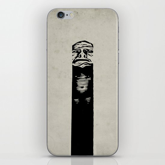 The Pit iPhone & iPod Skin