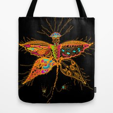 Butterfly spirit Tote Bag