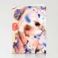 Colour Bursts-Part 2 Stationery Cards