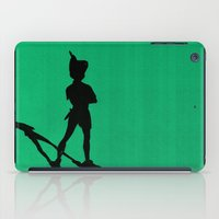 HE CAN FLY! (Peter Pan) iPad Case