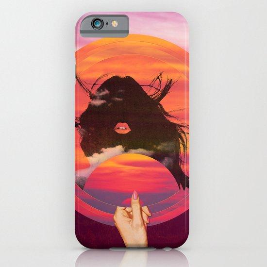 Set My Sun iPhone & iPod Case