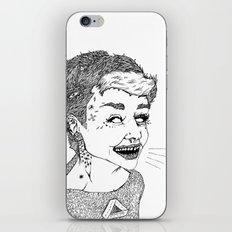 DOE EYES iPhone & iPod Skin