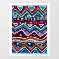 Kiva Art Print